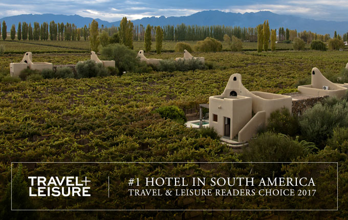 Hotel Cavas Wine Lodge Relais Chateaux